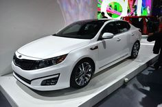 The updated 2014 Kia Optima
