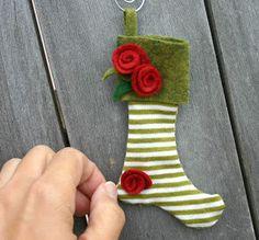 Hooty Booty: Felt Ornament Inspiration
