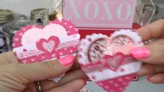 Can't get enough of Valentine's day crafty projects apparently,lol!! Thanks for watching everyone and welcome to my new subbies!!!
