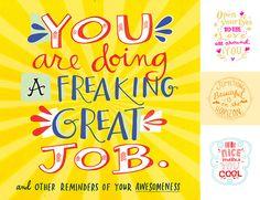 Publishing - Rhianna Wurman Hand Lettering & Illustration
