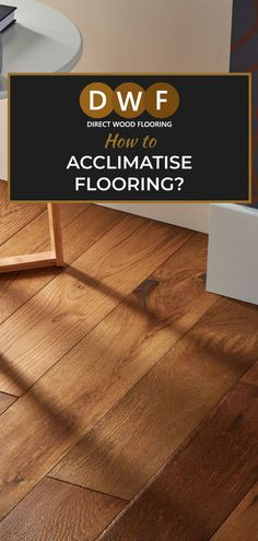 Easter is the biggest DIY weekend of the year! Planning on installing new flooring? Don't forget to acclimatise - here's everything you need to know!