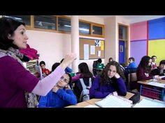 TÉCNICA DE APRENDIZAJE COOPERATIVO. EL FOLIO GIRATORIO - YouTube