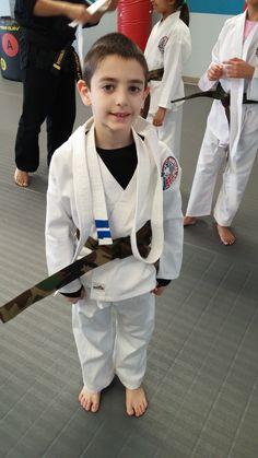 Congrats Jonah on earning your Camo Belt! #karate #martialarts #pittsburgh #PMA #pmabridgeville #promartialarts #bridgeville #follow #kids #activities #lessons #belts #camo