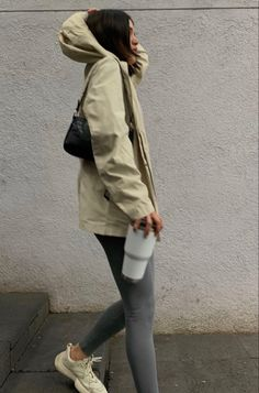 Fall Winter Outfits, Autumn Winter Fashion, Jugend Mode Outfits, Mode Streetwear, Mein Style, Athleisure Outfits, Teen Fashion Outfits, Winter Looks, Minimalist Fashion