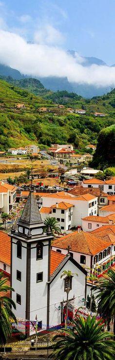 Sao Vicente, Madeira Island, Portugal