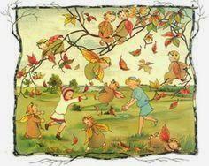 O Vento nas Papoilas: Pequeno poema de Outono...
