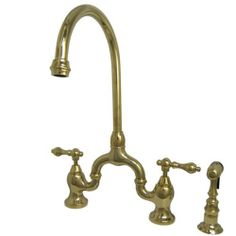 Faucet from Kingston brass -- remove the lacquer!!!
