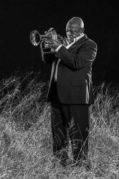 "Hugh Masekela 'African Jazz' by Adrain Steirn @21icons - ""Hugh Masekela is a national treasure, a gem, a gift we should adore and value."" – Justice Malala"