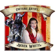 Derek White - Costume Artist