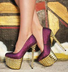Dangerously In Love – Purple Multi on Chiq http://www.chiq.com/dangerously-love-purple-multi