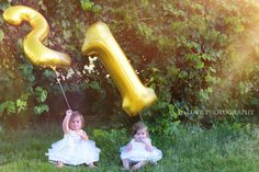 Irish Twins, first and second sisters birthday! Dancing sunset light, family, children, baby photography ideas