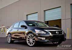 "2013 Nissan Altima 3.5 SL Strada 20"" Wheels Nissan"