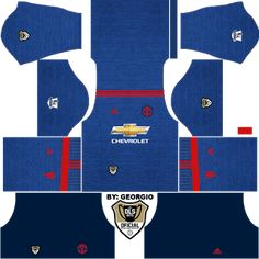 92a2340b0 Online Dream League Soccer kits 2016 manchesterunited2-1617-dls16 Soccer  Kits