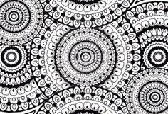 Zentangle circles doodle drawing by *katahrens on deviantart tangle doodle, Tangle Doodle, Doodles Zentangles, Zen Doodle, Zentangle Patterns, Easy Zentangle, Doodle Patterns, Doodle Sketch, Doodle Drawings, Easy Drawings