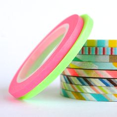 mt Super Slim 3mm Washi Tape Duo C — Omiyage - cute, clever & crafty goods!