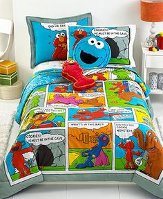 60 Best Sesame Street Bedroom Images In 2019 Sesame