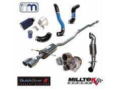 Mini Cooper Stage 4 Performance Turbo Upgrade Kit R56  Auto