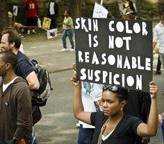 Dear racist f--ks, please stop killing unarmed African-American boys.