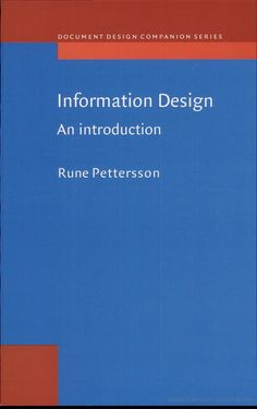 Information Design: An Introduction - Rune Pettersson - Google Libros