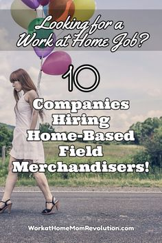 Field merchandising is a flexible work at home opportunity that offers the…