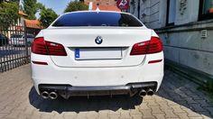 Pragniemy przedstawić naszą najnowszą realizację – BMW 520i z carbonowymi końcówkami wydechu Remus.  Więcej informacji: http://www.remus-polska.pl/realizacja-bmw-520i-f10/  Sprawdź Remus Polska http://www.remus-polska.pl/