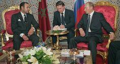 Le Roi Mohammed VI à Moscou, 'très très prochainement', selon un ministre marocain