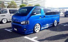 Japanese Van
