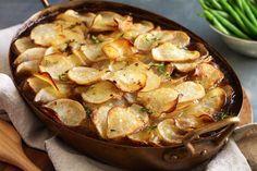 Rakott krumpli - nyers burgonyából   Femcafe
