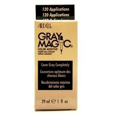 Ardell Gray Magic 1oz Bottle (6 Pack) >>> Read more reviews of the product by visiting the link on the image.