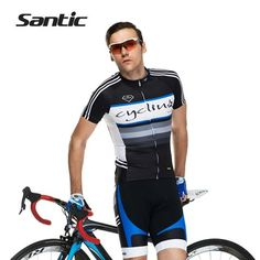 Xiaoxiaozhuang s Santic Cycling Jersey Mtb Bicycle Cycling Clothing Suit --  You can get additional details. Road Bike ... 3aaf99b54