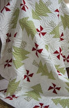 Theres still time to order your Poppas Tree Farm quilt pattern and have it made by the time...