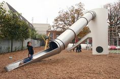 Wikado playground was completed in 2007.