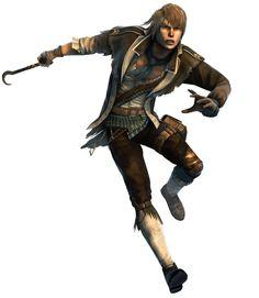 Fillan McCarthy - Characters & Art - Assassin's Creed III