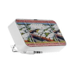 Barnum and Bailey Circus 1899 Notebook Speakers  SWEET! This Product Qualifies For: Christmas is Coming!  SAVE UP TO 60% DURING THE CHRISTMAS COUNTDOWN SALE!     Ends Thursday