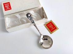 Justinus Solingen Hildesheimer Rose Silver Plated Sugar Spoon | Etsy Hildesheimer Rose, Sugar Spoon, Dessert Spoons, Rose Cake, Silver Roses, Or Antique, High Tea, Tea Party, Silver Plate