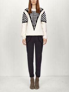 TEBA - Knit sweater