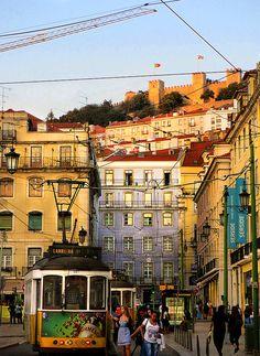 Carreira Nº15 Lisbon Portugal