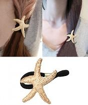 Starfish Hair Band $10.00