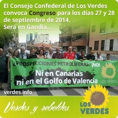 Los Verdes convocan su Congreso para ampliar el espacio político y social verde en España