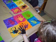 Παρέα με τους ζωγράφους:Ποπ-Αρτ