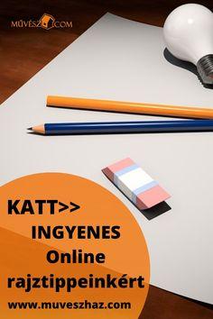 Rajztanítás - Kattints Ingyenes Online rajztippeinkért!!