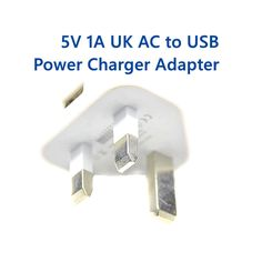5V 1A UK AC to USB Power Charger Adapter For iPhone 4 4s 5 5s 6 for samsung galaxy s3 s4 s6