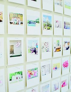 Creative Ways to Display Instagram Snapshots