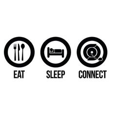 Eat. Sleep. Connect.  #CrateConnect #DjClothing #turntableclothing #djing #Djs #dj #turntablism #djculture #djlifestyle by crateconnect http://ift.tt/1HNGVsC