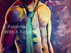 50 Shades by Painting With A Twist