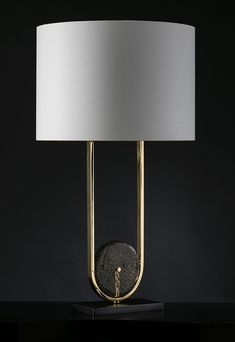 Table Lamp. Gallery Collection 2018. Mariner Luxury Furniture & Lighting