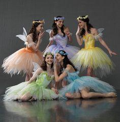 Fairies in The Sleeping Beauty  Ballet,