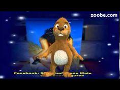Ich hab mich 1000 mal gewogen - kenne jede Pommesbude ;) Calli, Zoobe, Animation - YouTube