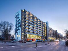 Flatgebouw op Zuidas grondig opgewaardeerd door Hans van Heeswijk architecten - architectenweb.nl