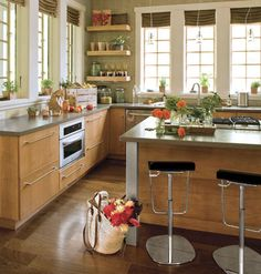 Eco-friendly idea house kitchen